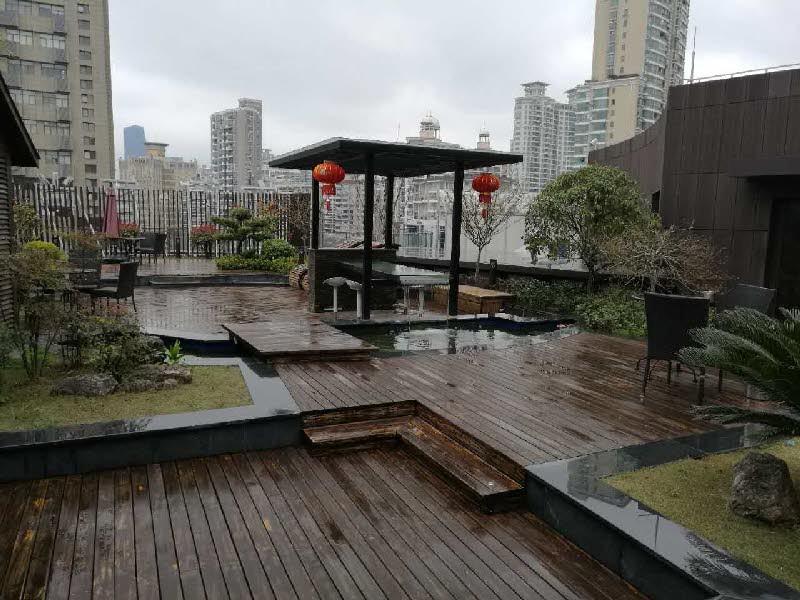 中山公园板块虹桥国际大厦